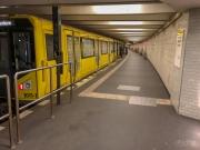 Metro - Theodor Heuss Platz